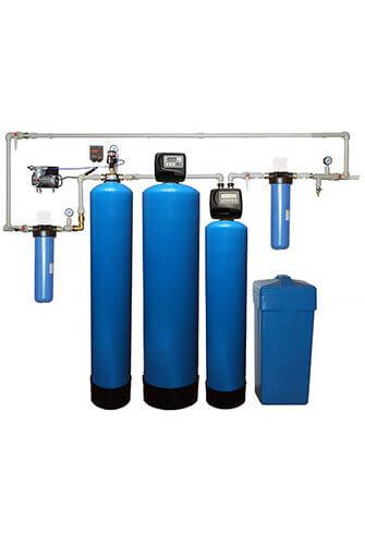 Водоподготовка воды